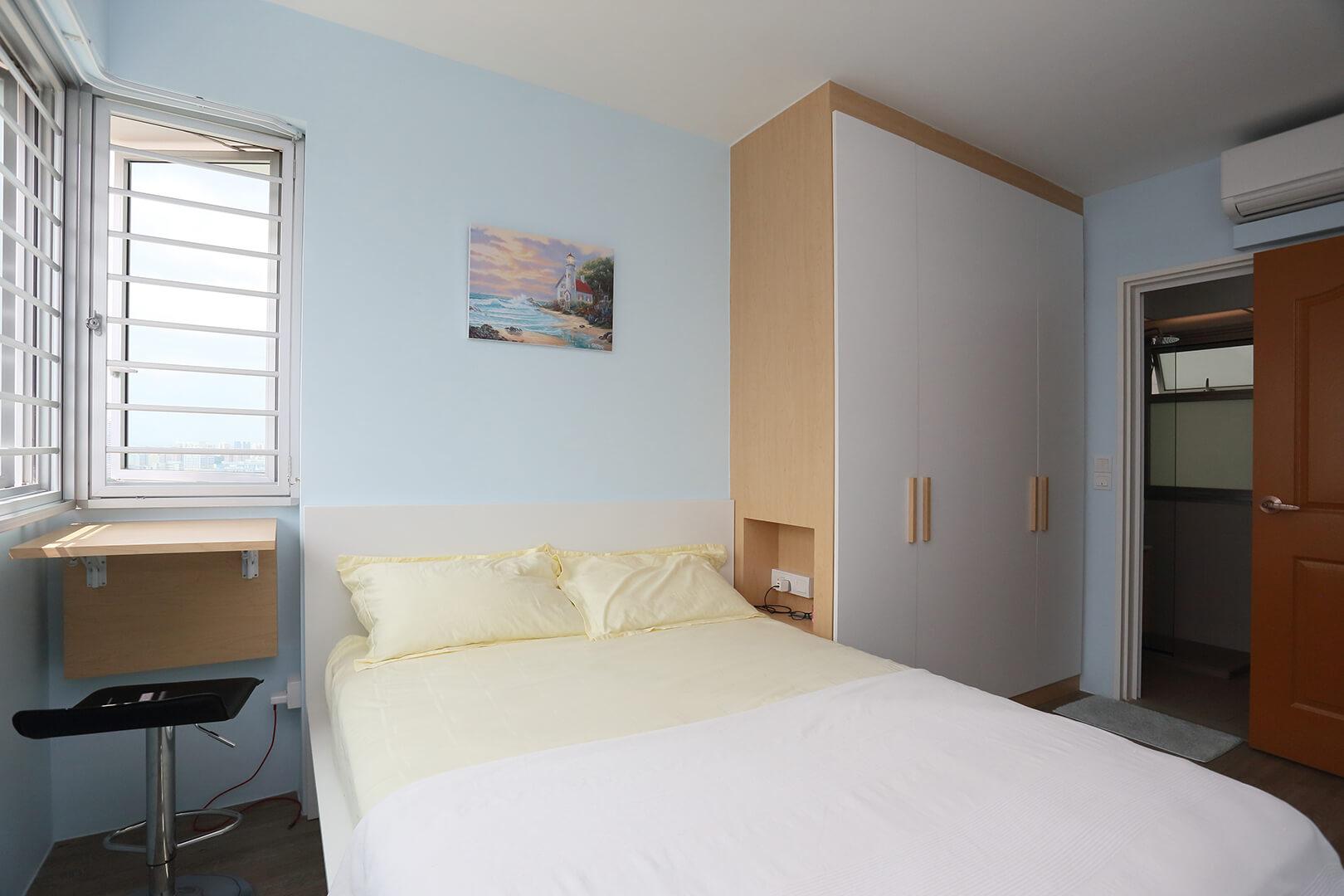 Scandinavian Interior Design Singapore With Furniture